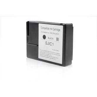 Negro Dye para Epson TM-J8000-70mlC33S020175