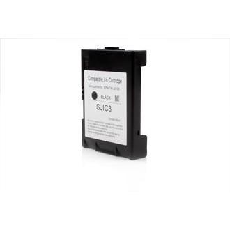 Negro Dye para Epson TM-J2100-50mlC33S020267(SJIC3K)
