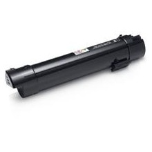 Negro Compatible para Dell C5765dn-18K593BBCR