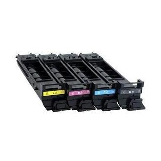 Negro Reg Minolta C20 C20P C20PX C20X 8KA0DK153 (TN-318K)