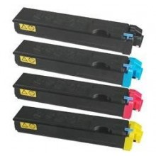 Negro regenerado TK - 520K per Kyocera FS C 5015N.6K