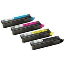 Negro Reg OKI C3100/C3200/C5100N/C5200N/C5300/C5400 3K