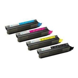 Amarillo Reg OKI C3100/C3200/C5100N/C5200N/C5300/C5400 3K