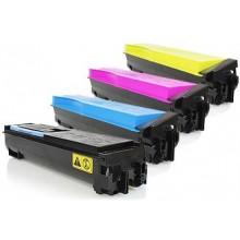Negro Compatible Utax CLP3521 /CLP4521-5K4452110010+Waster