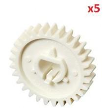 5xLower Roller Gear 29T 2420.2430,1160,1320RU5-0331-000