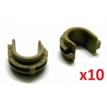 10xLower Roller Bushing M201,M126,P1606BSH-P1505-BSH-P1606