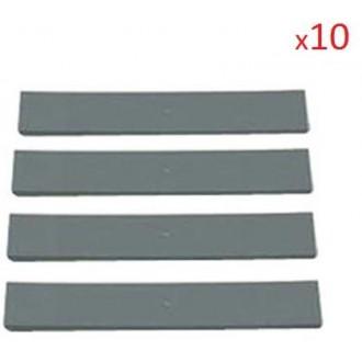 10XSeparation Pad Tire ML1710,1510,SCX4216,4016JC73-00140A