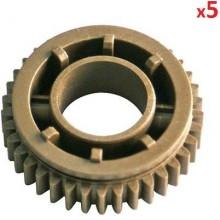 5xUpper Roller Gear 37T Scx5835JC66-01588A,JC66-01193A