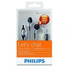 Auriculares Boton Philips LetsChat SHM3100U