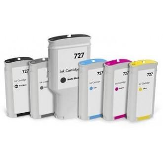 Amaril Compatible Hp Designjet T1500,T2500,T920-130Ml 727