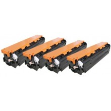 Magenta toner universal HP CB543A/CE323A/CF213A-1.4K