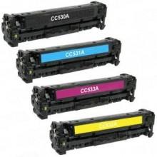 Magenta toner universal HP CC533A/CE413A/CF383A-2.8K