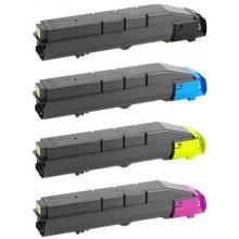 Negro compatible Triumph-Adler Utax 2500 Ci-18K662511010