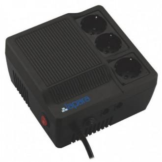Regulador de voltaje AVR 1200 VA Lapara