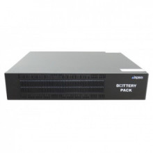 """Banco baterías rack 19"""""""" 8 X 12V 9Ah para SAIS de 2KVA Lapara"""