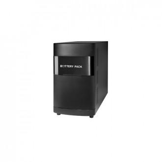 Banco baterías 12 X 12V 7Ah para SAIS de 2KVA Lapara