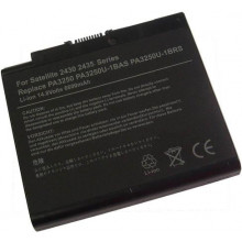 Battery Toshiba Satellite 2430 2435 A30 A35 S2430 - 6600 mAh