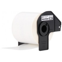 White 60mmX86m Compa Brother QL-700,600,800,820,1050,1100