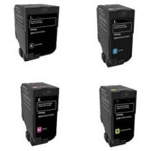Negro Compatible Lexmark XC4100,XC4140,XC4150-20K24B6720